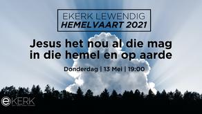 Jesus het nou al die mag in die hemel en op aarde [video]