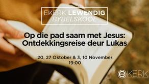 Op die pad saam met Jesus: Ontdekkingsreise deur Lukas. Sessie 1 [video]