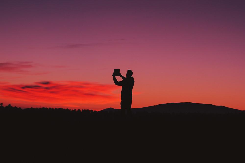Weet jy dat God jou raaksien? Lees gerus wat Stephan Joubert hieroor skryf in sy nuutste Goeie Nuus nuusbrief.