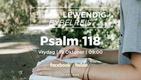 Bybelskool Psalm 118 [video]
