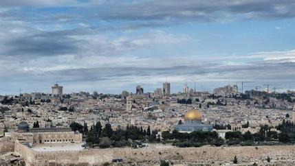 Ekerk Toer Na Israel in 2016