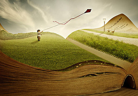 On Reading: Discovering New Worlds