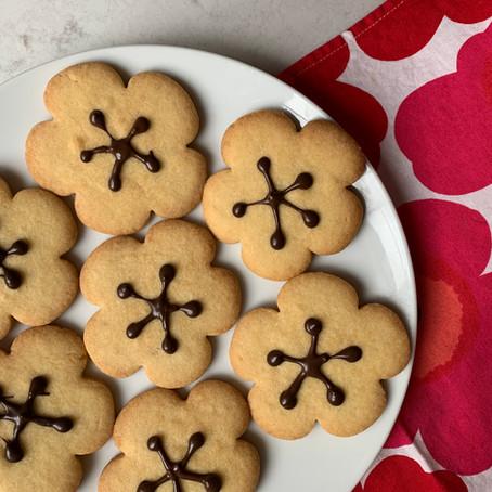 Almond Blossom Cookies