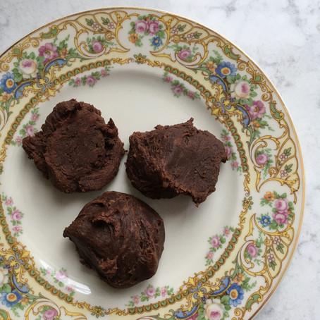 Lib's Fudge Cookies