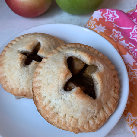 Pocket Apple Pies