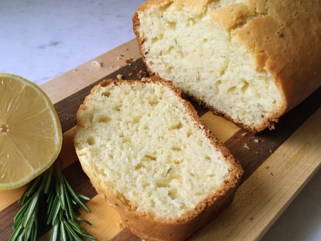 Lemon Rosemary Loaf