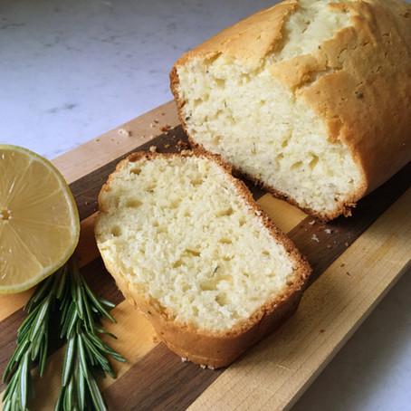Lemon Rosemary Loaf