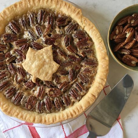 Mom's Maple Pecan Pie