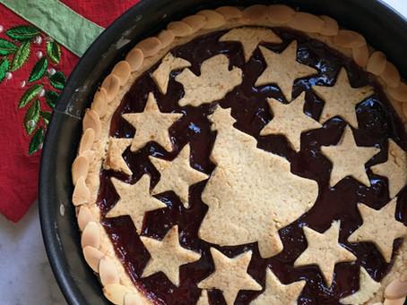 Merry Berry Linzer Torte