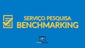 Pesquisa de Benchmarking