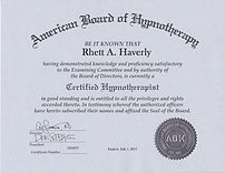 Rhett Haverly Well Being & Hypnosis