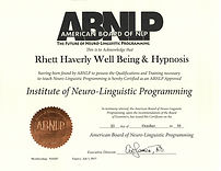 ABNLP Institute of Neuro Linguistic Programming