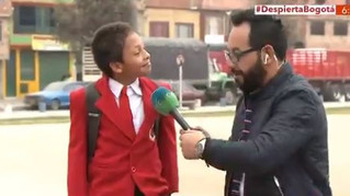 El niño que nos devolvió el sentido de la puntualidad