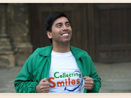 Viaja por el mundo Coleccionando Sonrisas