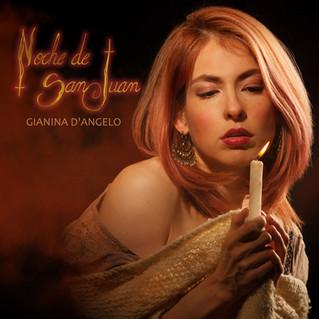 """""""Noche de San Juan"""", nuevo sencillo de la cantante Gianina D'Angelo"""