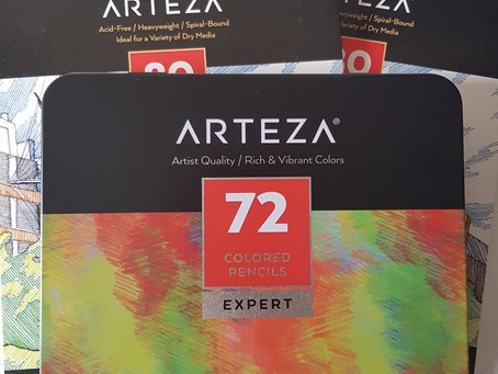 Testing Arteza Products - A Brand Worth Exploring!