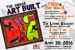 The House Art Built- April 2016