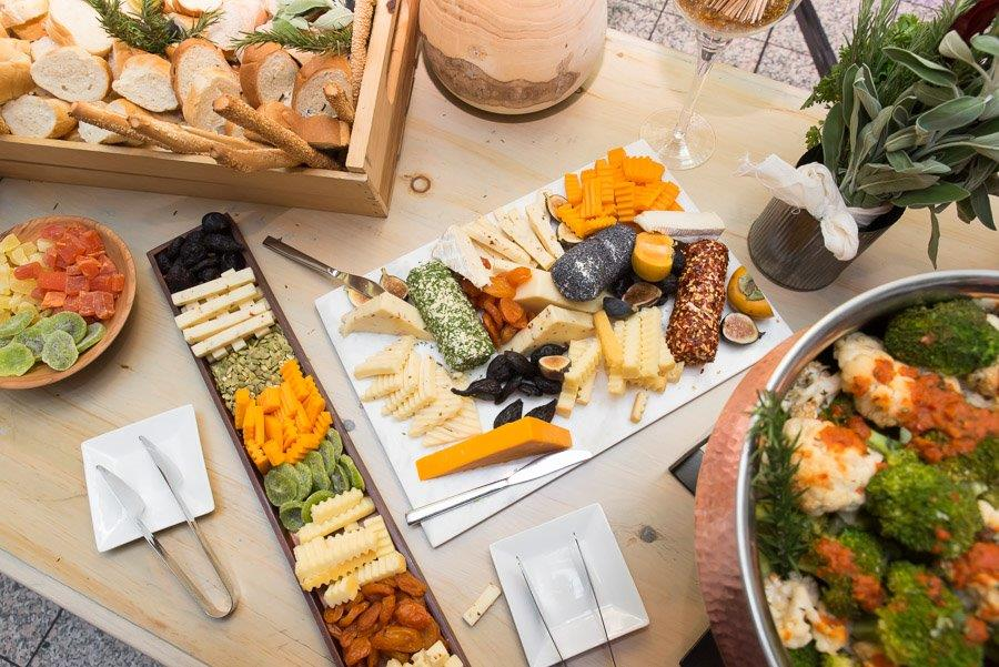 2016 Fall Tasting- National Education Association for Haute Catering