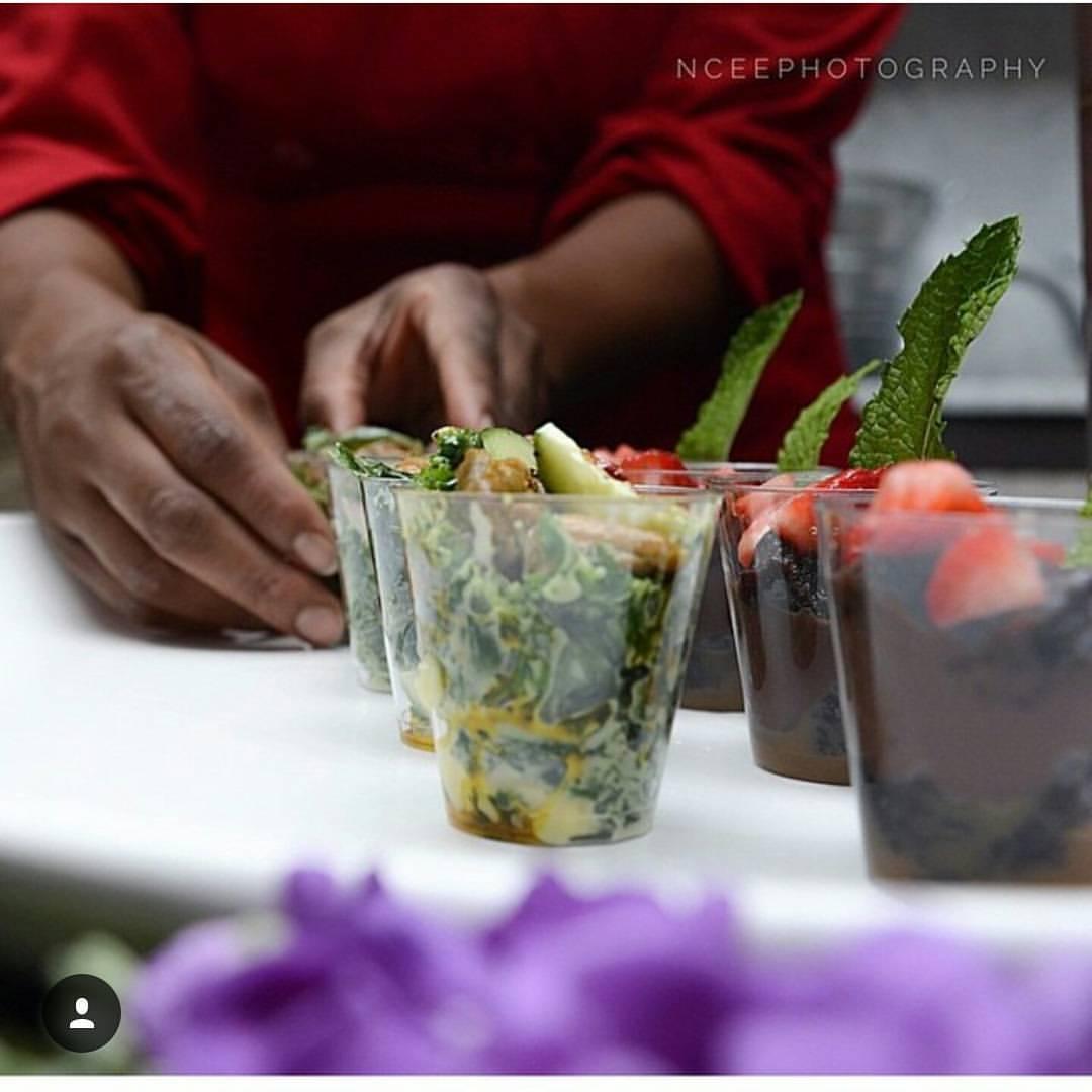 Aphrodisiac Bites Creamy Kale Salad