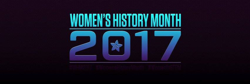 Women's Wednesday's- Celebrating Women's History Month