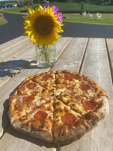 Pepperoni Pizza - Graduation Party 2020