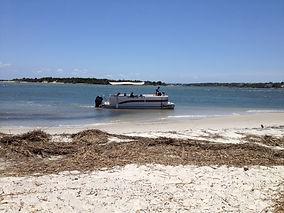 activities in carolina beach swim tube pontoon rental boat boating recreation
