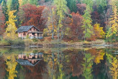 La casa al lago