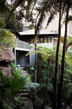 Palm Beach House, K Woolley
