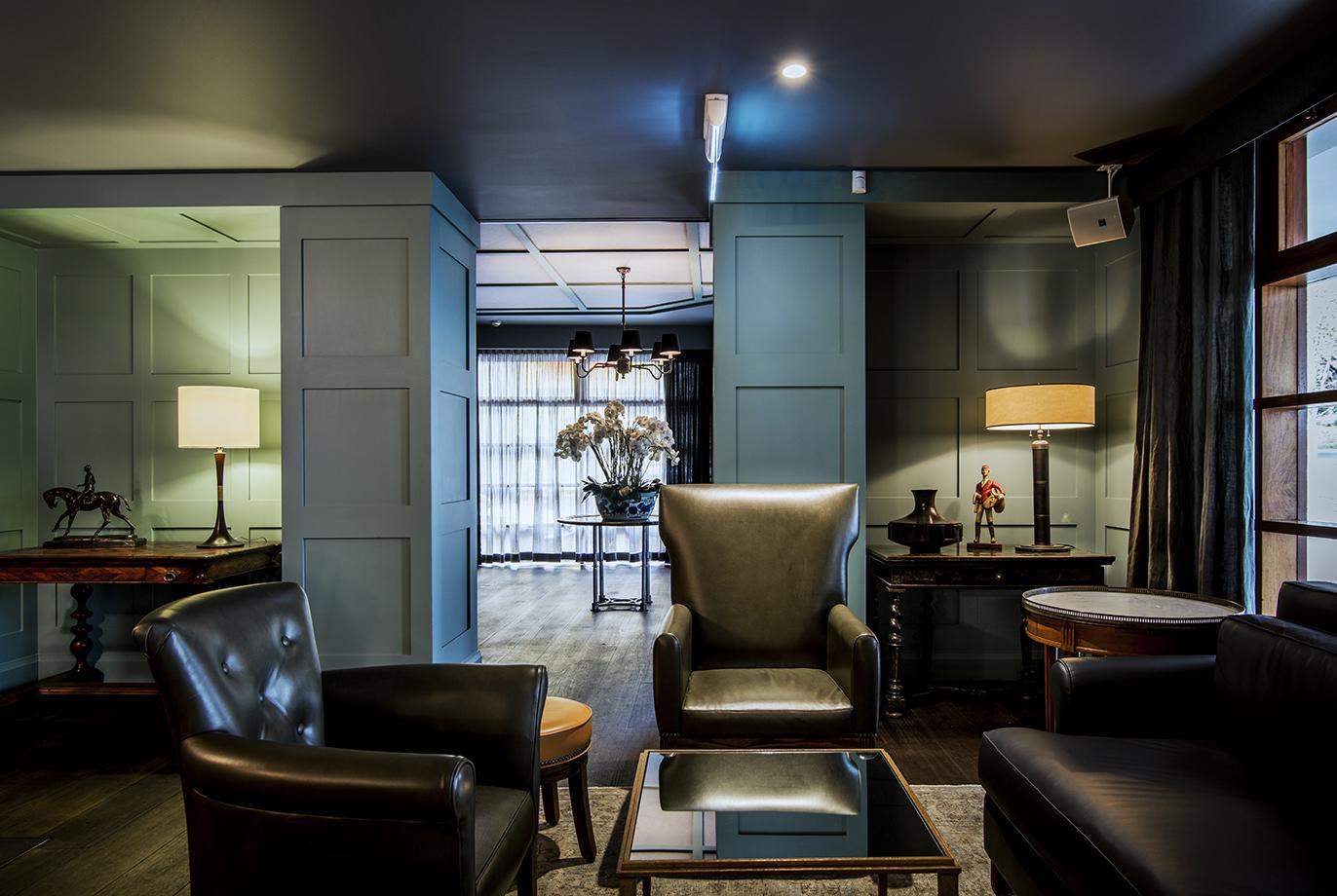 Hotel Centennial, Luchetti Krelle