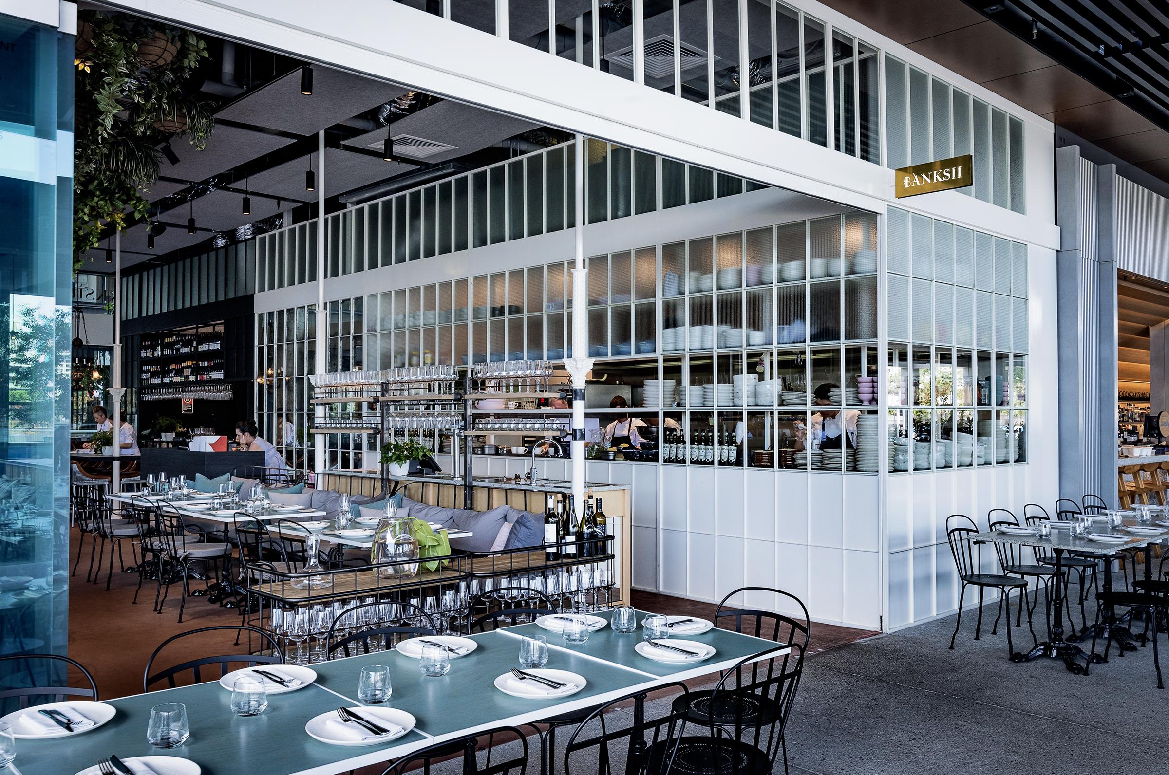 Banksii Bar & Bistro