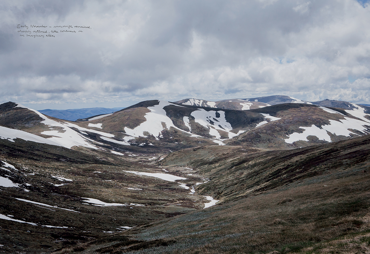 The Snowy Mountains, NSW