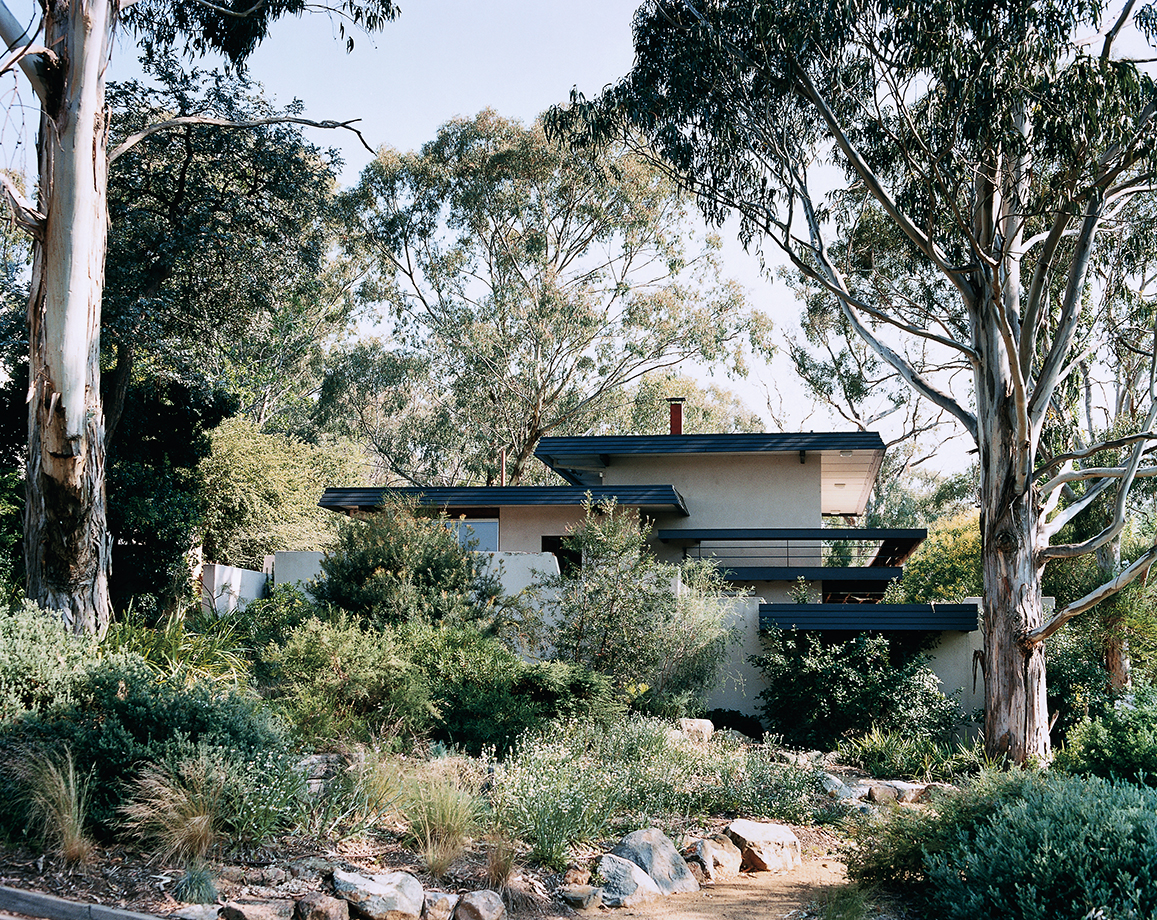Dingle House, E Taglietti, Canberra