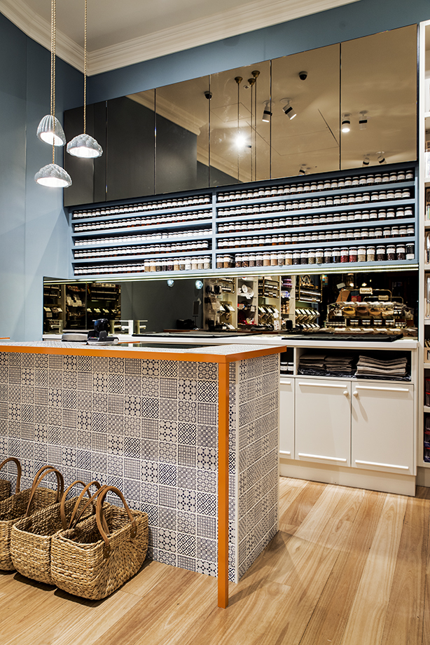 Gewurzhaus,Doherty Design Studio