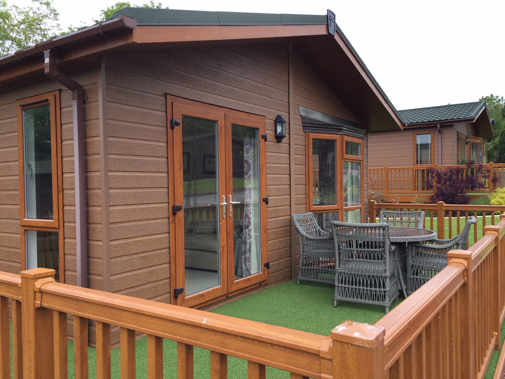 Tingdene Lodge