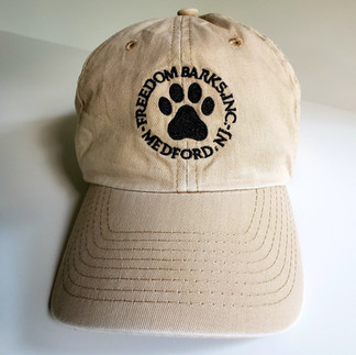Freedom Barks Hat