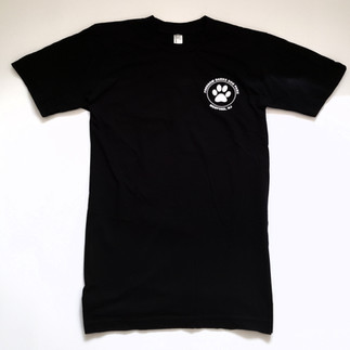 Black Freedom Barks T-Shirt