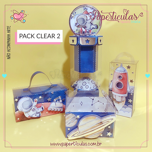 Pack Clear 2 (sem arte)