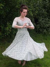 1950s Lace