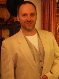 Mister William Davis in Linen