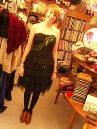 !950s Beetle Dress