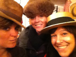 ...even MORE hats!