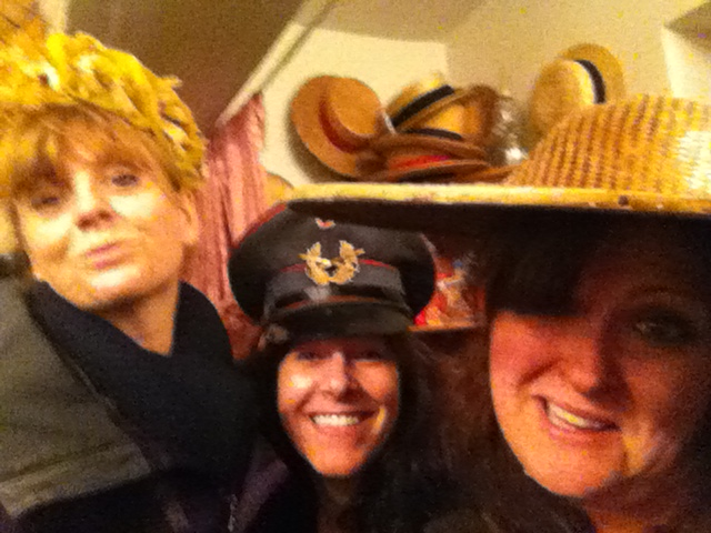 even more hats...