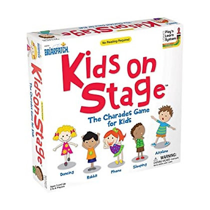 Charades: Kids on Stage