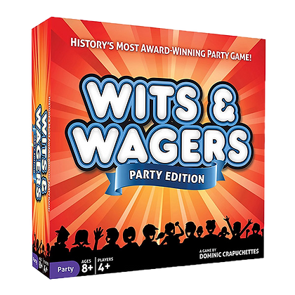Wits and Wagers (Party Edition)