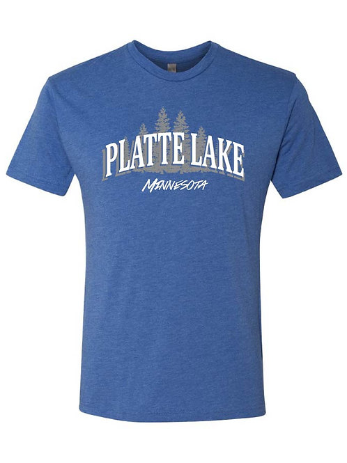 Platte Lake Adult and Youth Triblend Tshirt