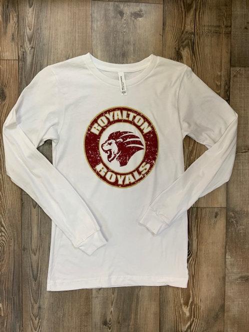 Royalton softstyle adult long sleeve tshirt