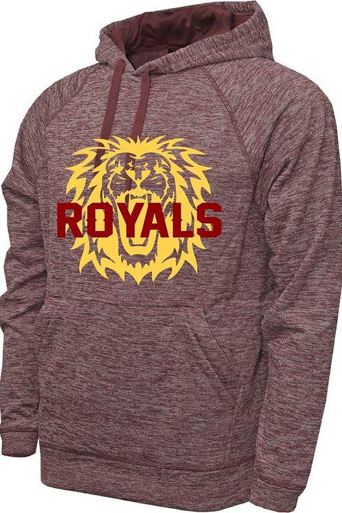 Royalton adult and youth hooded sweatshirt