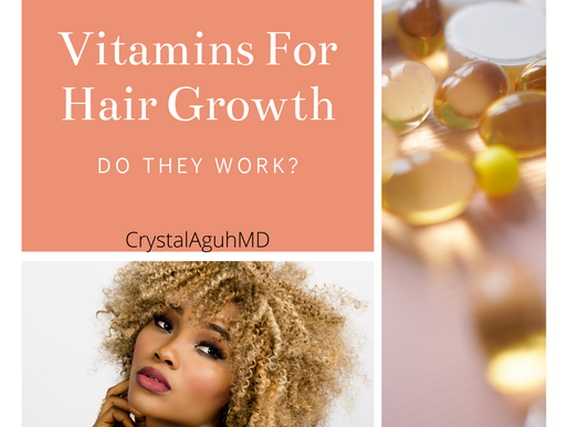 Hair Vitamins: Do They Work?