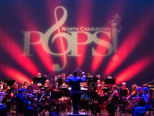 North Charleston Pops Orchestra Features Pets 4 G.I.s at Concert