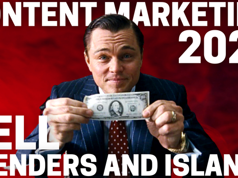 Does Content Marketing Still (Really) Work? Blendtec's & IslandHunter's Content Marketing Strategy